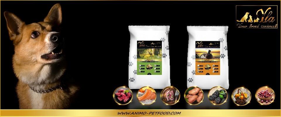 alimentation-sans-cereales-ni-gluten-venaison-canard-pour-chien